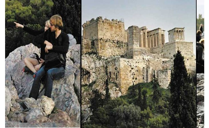 Die Zeit: Αφιέρωμα στον Ιερό Βράχο της Ακρόπολης