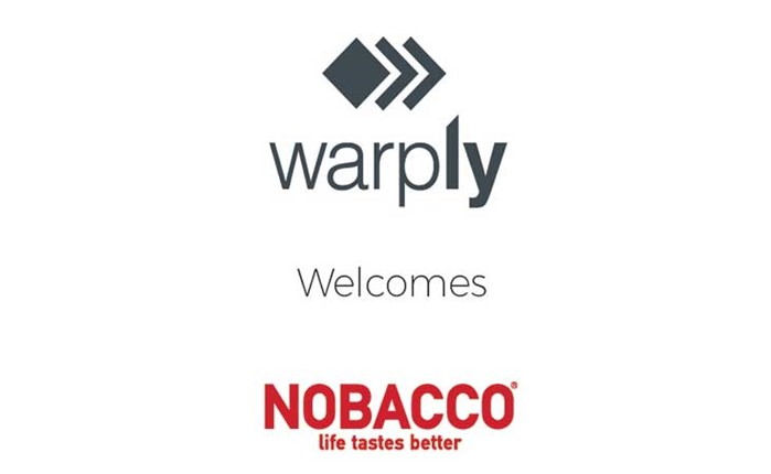 Συνεργασία της Warply με Nobacco