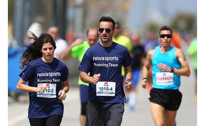 Novasports: Στήριξη στα «ΒΙΚΟΣ Street Relays»