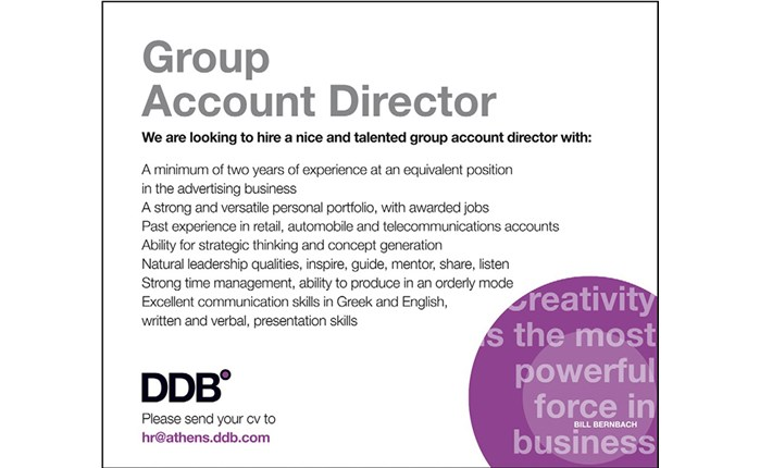 Group Account Director