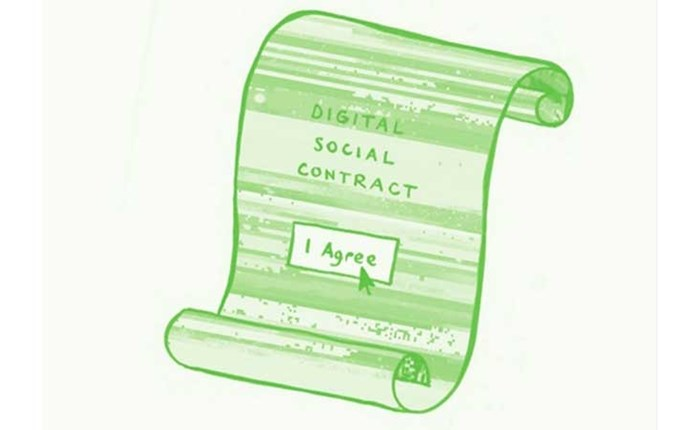 Το Ψηφιακό Κοινωνικό Συμβόλαιο