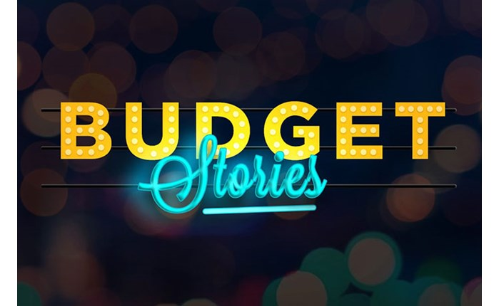 Budget Stories από τη Bold Ogilvy