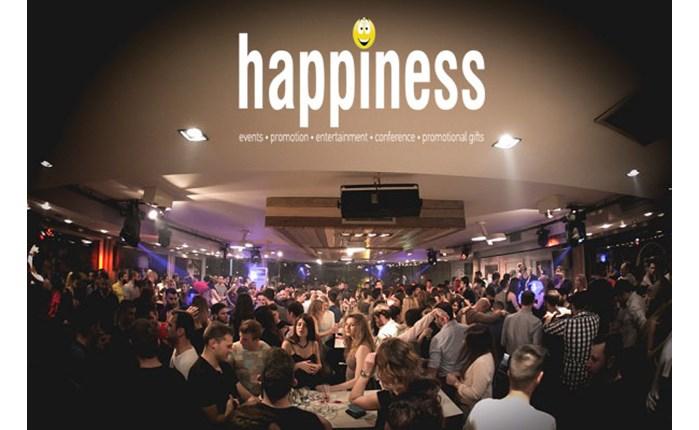 Επιτυχές event από τη happiness