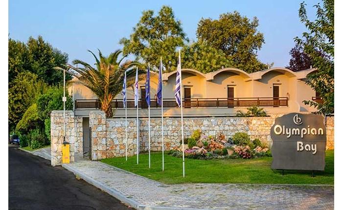 Συνεργασία Social Mind και Olympian Bay Hotel