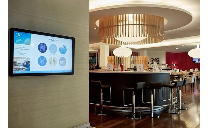Novotel: Νέες τεχνολογικές υπηρεσίες στους επισκέπτες