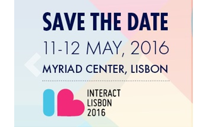 INTERACT LISBON 2016 - CONGRESS