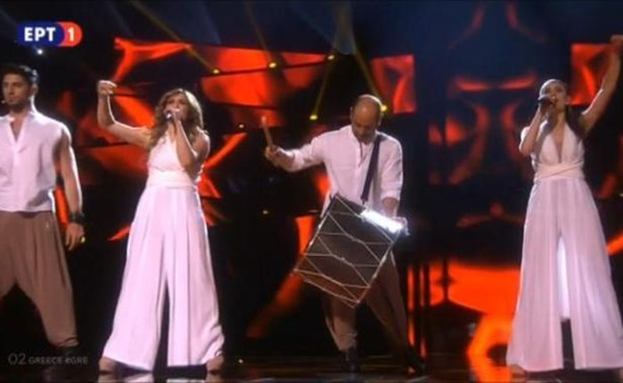Xαμηλή τηλεθέαση για τον ημιτελικό της Eurovision