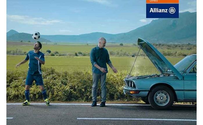 Η Soho Square δημιουργεί για την Allianz Direct
