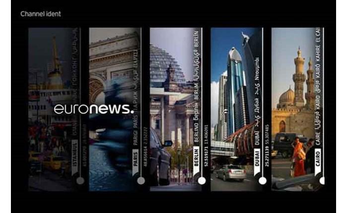 Προχώρησε σε rebranding το Euronews