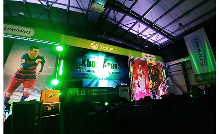 LG Electronics: Συμμετείχε στο Xbox Arena Festival