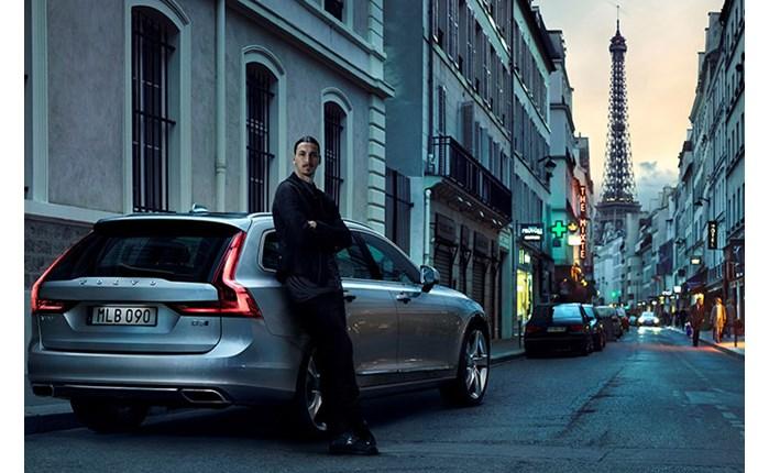 Νέα καμπάνια Volvo με τον Ιμπραΐμοβιτς