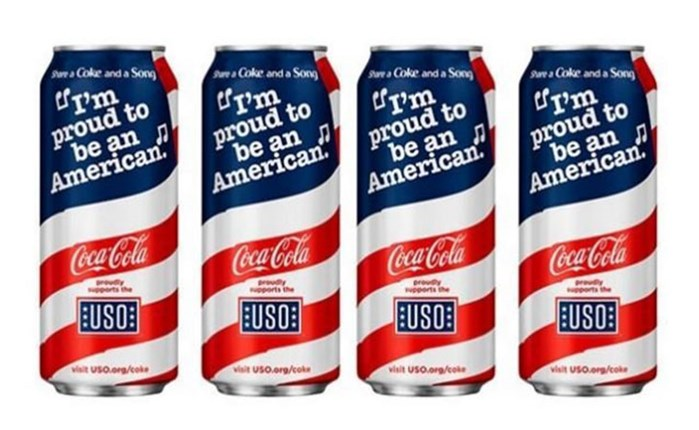 Coke: Τιμά τη Μνήμη της 4ης Ιουλίου