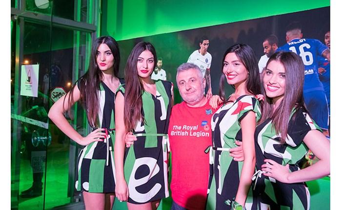 Το «H Club» μετέφερε το Champions League στη Θεσσαλονίκη!