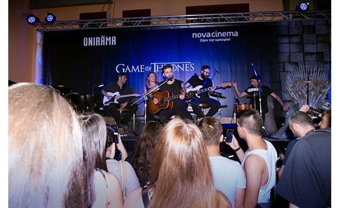 Επιτυχές το 1st Game of Thrones Festival by Novacinema