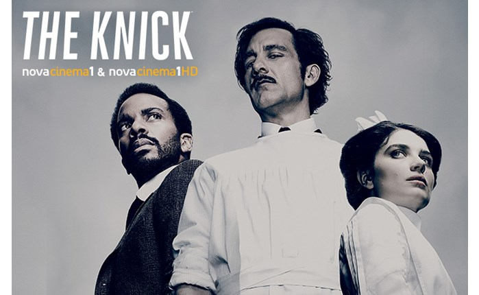 «The Knick II»: Ο δεύτερος κύκλος έρχεται στα κανάλια Novacinema