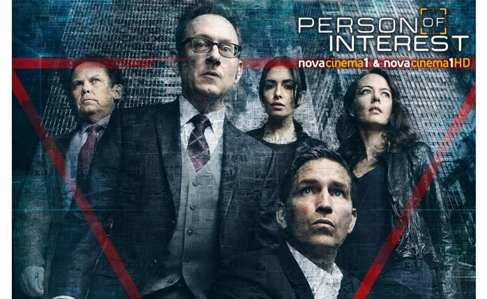 «Person of Interest»: Ο 5ος κύκλος στα Novacinema
