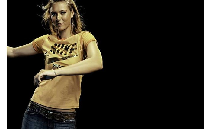 Nike και Head συνεχίζουν να στηρίζουν τη Sharapova