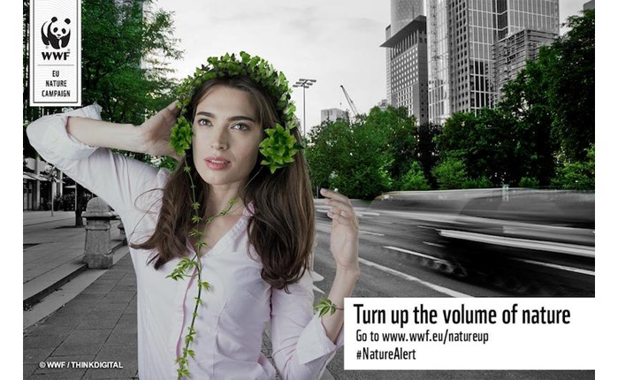 H ThinkDigital Ρουμανίας επιλέχθηκε για την WWF