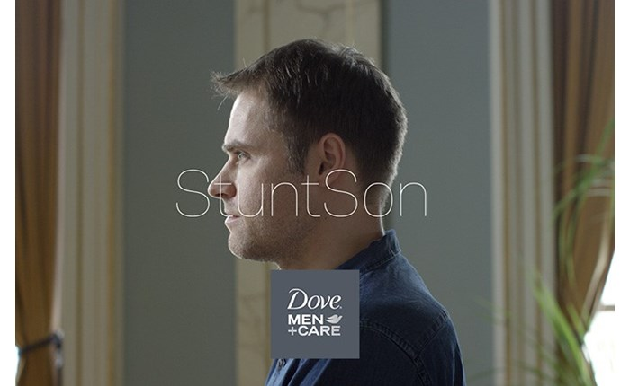 StuntSon: Η νέα ταινία του Dove Men+Care από την OgilvyOne