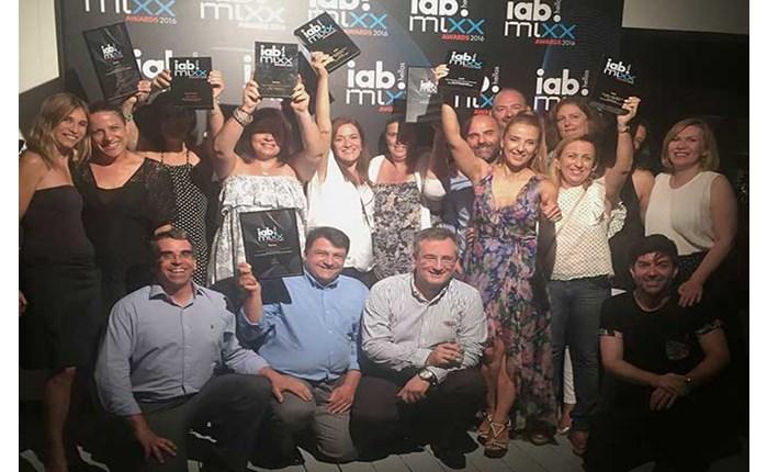 Νικήτρια η Tempo OMD στα ΙΑΒ MiXX Awards