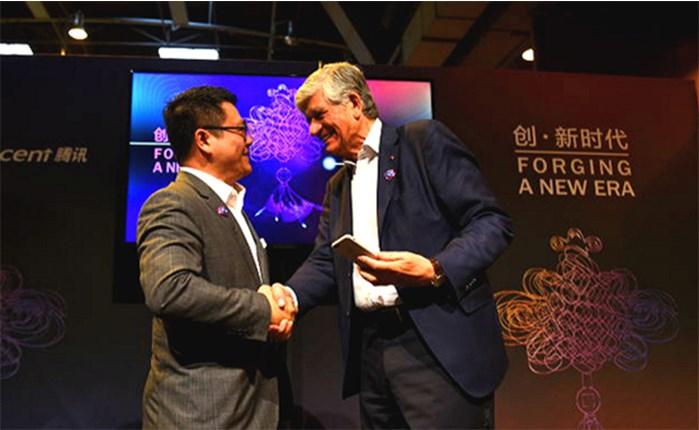 Παγκόσμιο deal για Publicis και Tencent