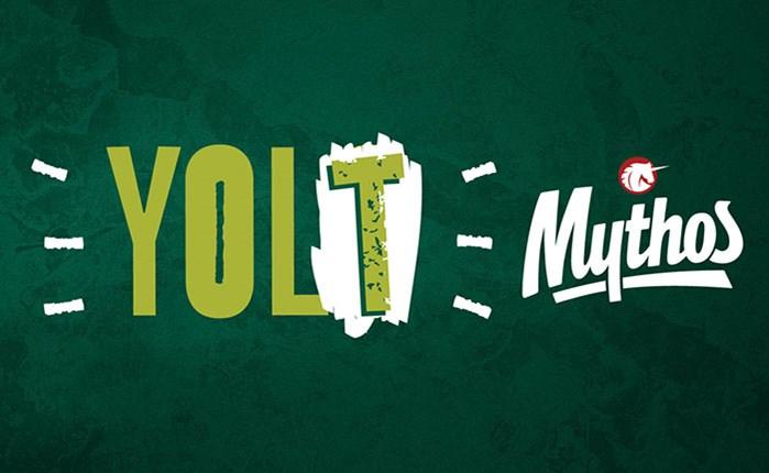 Mythos: Το YOLO έγινε... YOLT!