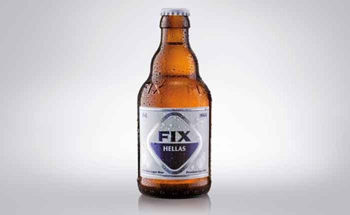 Στη McV&H η μπίρα Fix