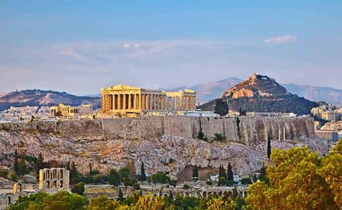 Στην Frank & Fame η προβολή της Αθήνας