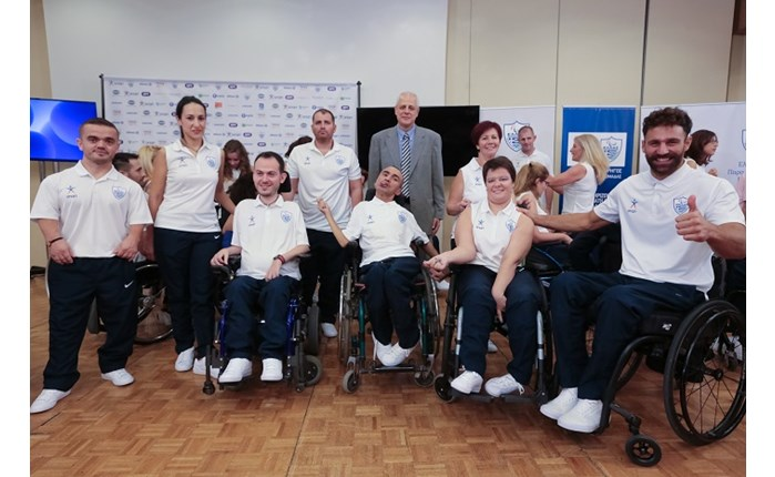 Novasports: Στηρίζουν την Ελληνική Παραολυμπιακή Ομάδα