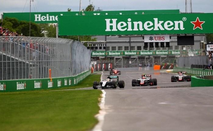 Heineken: Καμπάνια για τη χορηγία της Formula 1