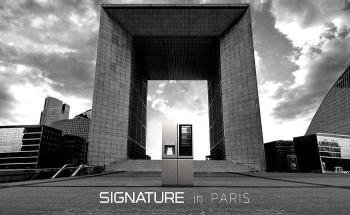 LG: Παγκόσμια καμπάνια για το νέο LG Signature