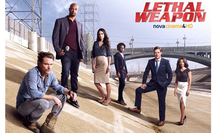 Lethal Weapon, νέα σειρά στα κανάλια Novacinema!