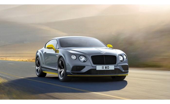 Παγκόσμιο spec από τη Bentley Motors