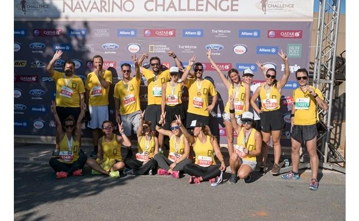 Το National Geographic Ελλάδος ξεχώρισε στο Navarino Challenge