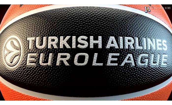 Spot της Euroleague με Σπανούλη-Μπουρούση