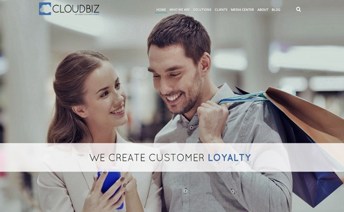 Cloudbiz: Προχώρησε σε επανασχεδιασμό του site της