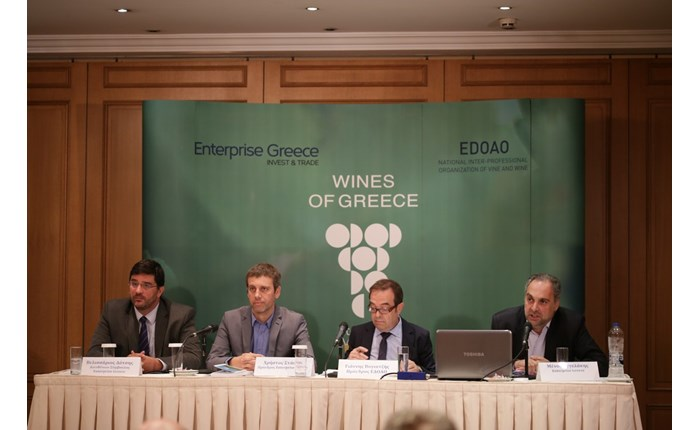 Enteprise Greece και ΕΔΟΑΟ συμπράττουν για τον οίνο