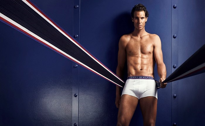 Tommy Hilfiger: Νέα καμπάνια με τον R. Nadal