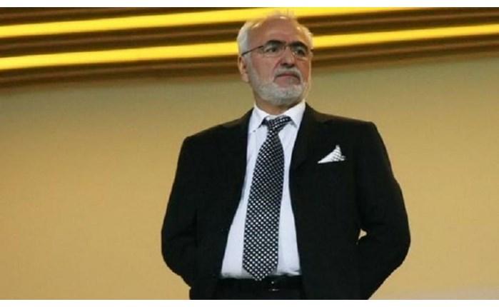 Σαββίδης: Τα μηνύματά του για τις τηλεοπτικές άδειες