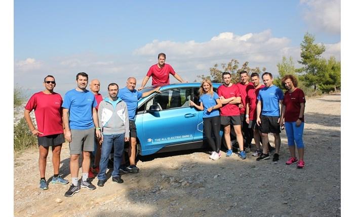 BMW Group: Χορηγός στον Μαραθώνιο της Αθήνας