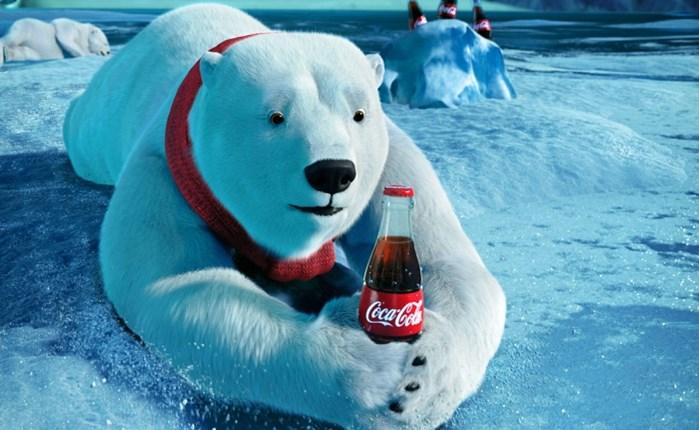 Επιστρέφουν οι Πολικές Αρκούδες της Coca Cola