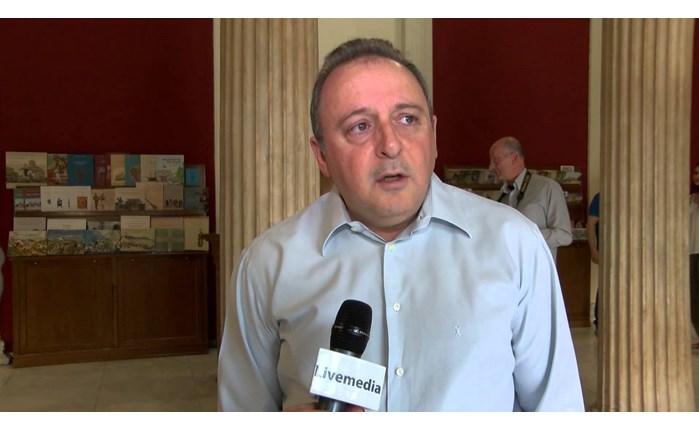 Real FM: Στο δυναμικό ο Δημήτρης Καμπουράκης