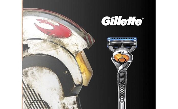 Gillette: Νέα καμπάνια με έμπνευση τα Star Wars