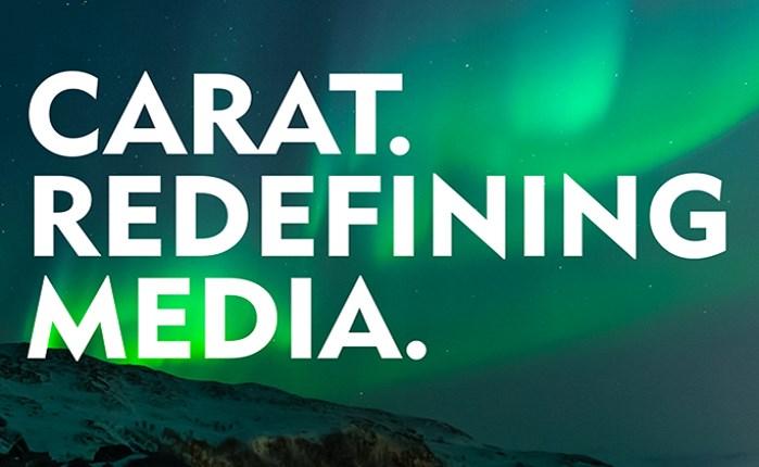 Κορυφαία media εταιρεία παγκοσμίως η Carat