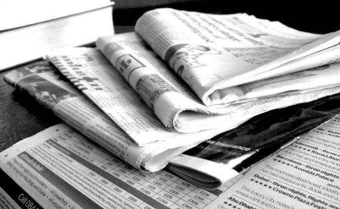 Τύπος: Αναβρασμός σε μεγάλα δημοσιογραφικά συγκροτήματα