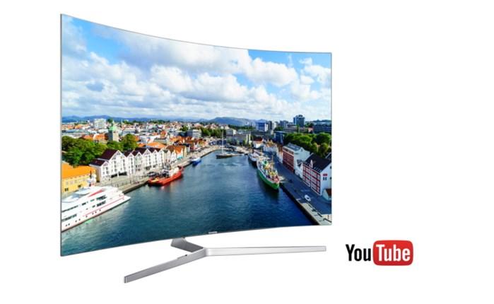 Samsung: Υποστήριξη του HDR playback του YouTube