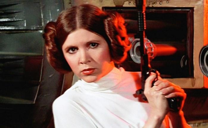 Η διαφημιστική κληρονομιά της Πριγκίπισσας Leia