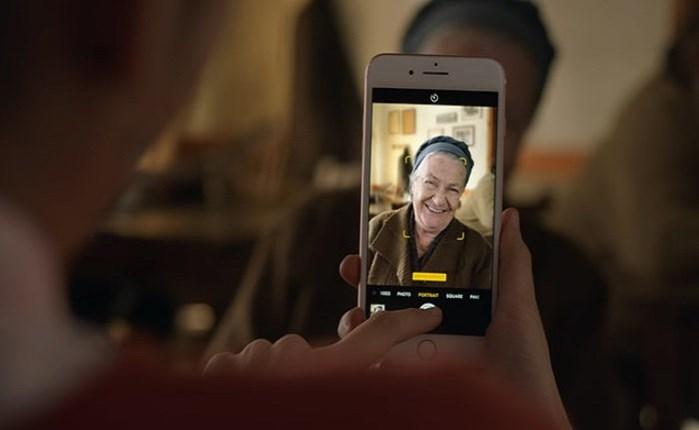 Νέα διαφήμιση της Apple, γυρισμένη στη Ελλάδα