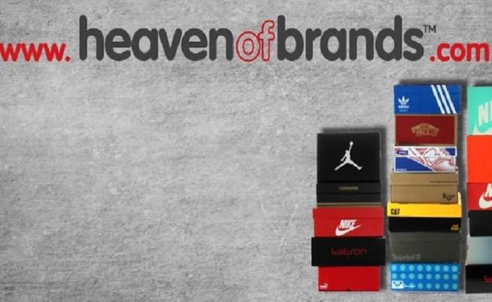 Το HeavenofBrands.com στο Χρυσό Οδηγό