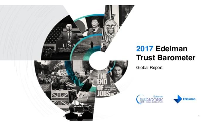 Edelman: Κι άλλη υποχώρηση εμπιστοσύνης προς κυβερνήσεις, business, media, ΜΚΟ